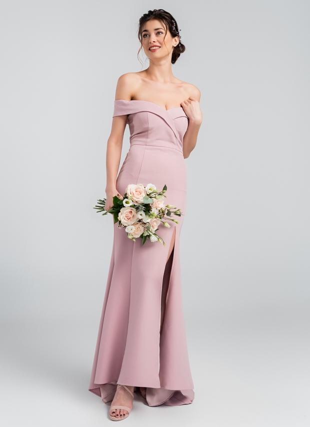 Sukienka syrenka