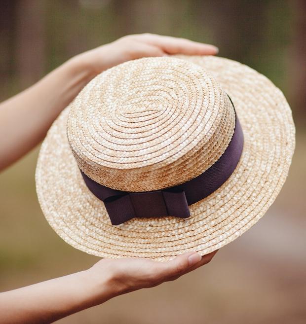 Boater (kapelusz)